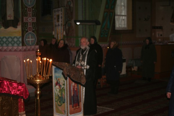 Про покаянний канон св. Андрія Критського