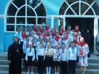 Ювілейний фестиваль недільних шкіл в Онишківцях