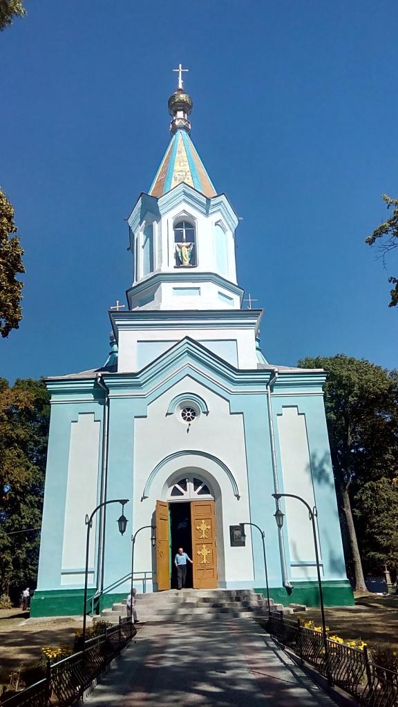Коли громада стає сім'єю: престольне свято в селі Глинськ