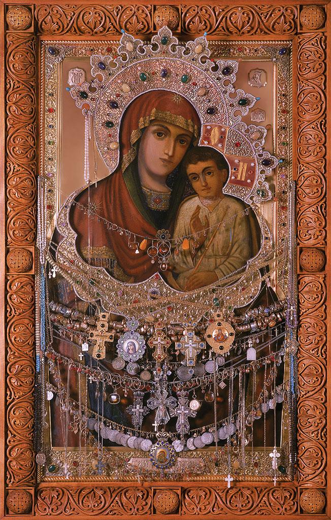 24 грудня у Здолбунівському благочинні перебуватиме Святогірська ікона Богоматері